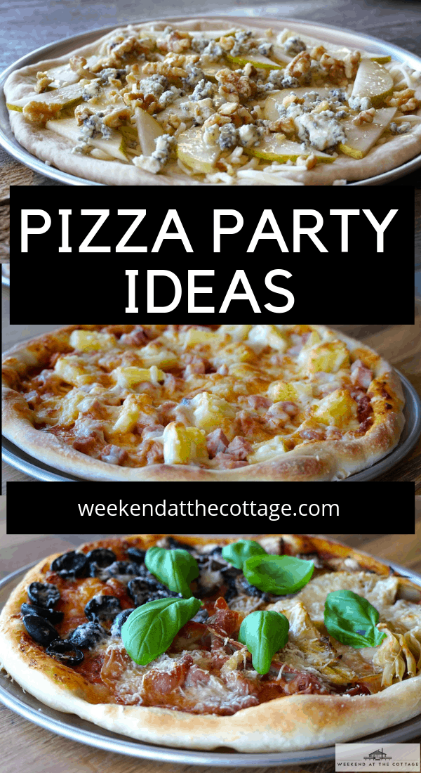 Pizza Party Ideas