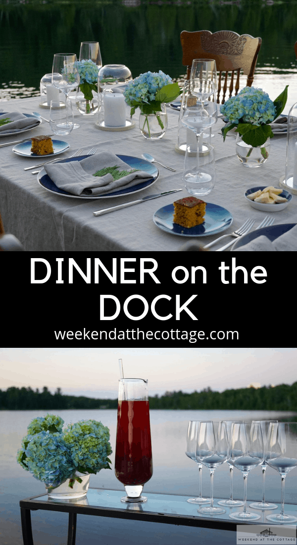 Dinner On The Dock 2019
