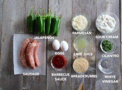 Sausage-Stuffed Jalapeños