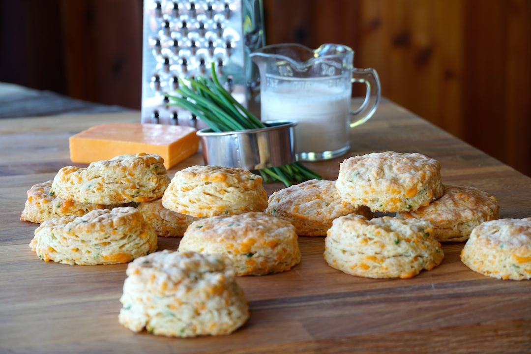 Easy Buttermilk Biscuits