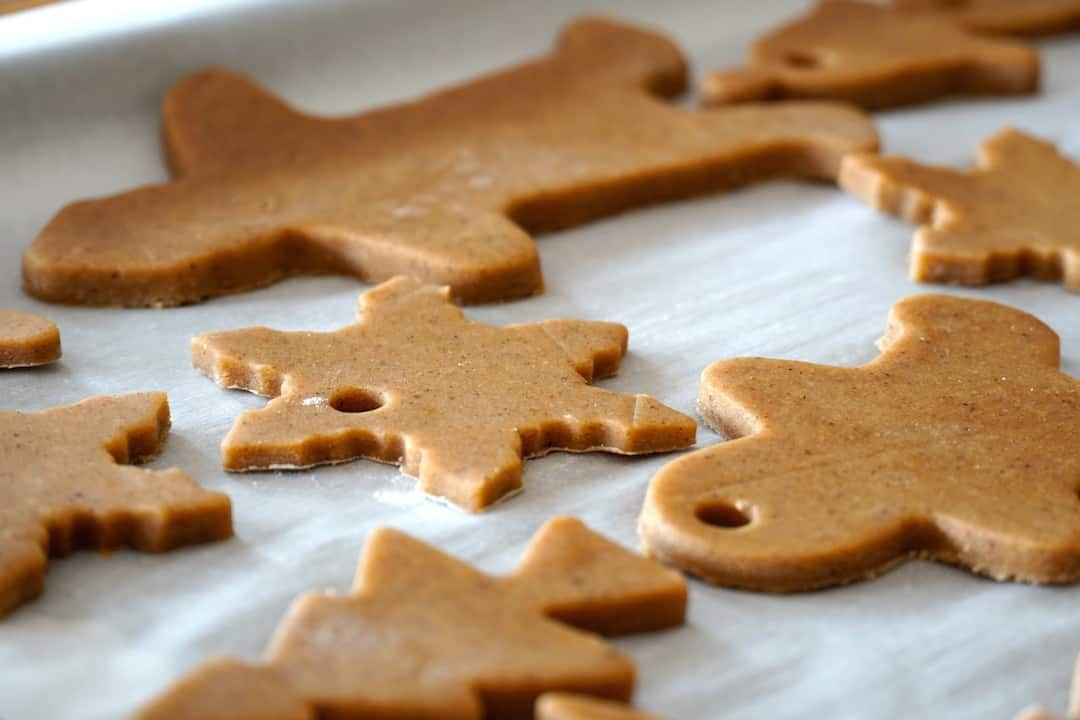 Gingerbread Spiced Cookies