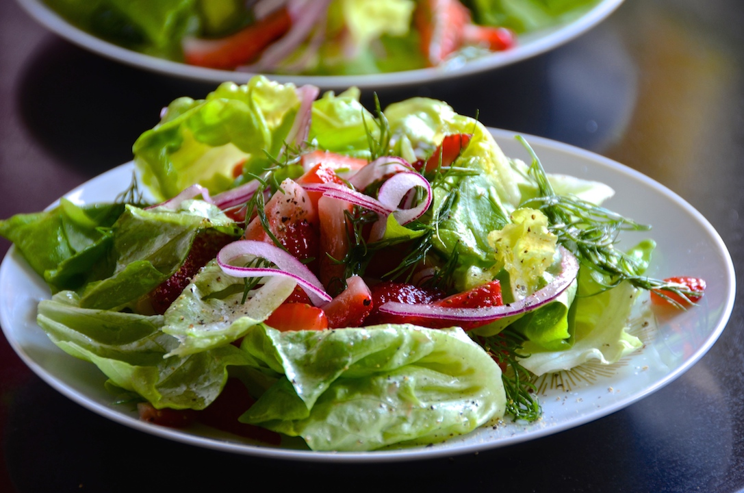 Simple Salad Recipe