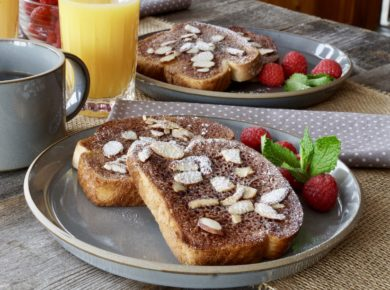 Orange-Scented Cinnamon Toast