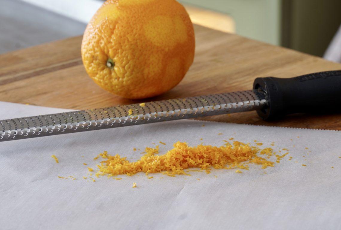 Orange-Scented Cinnamon Toast