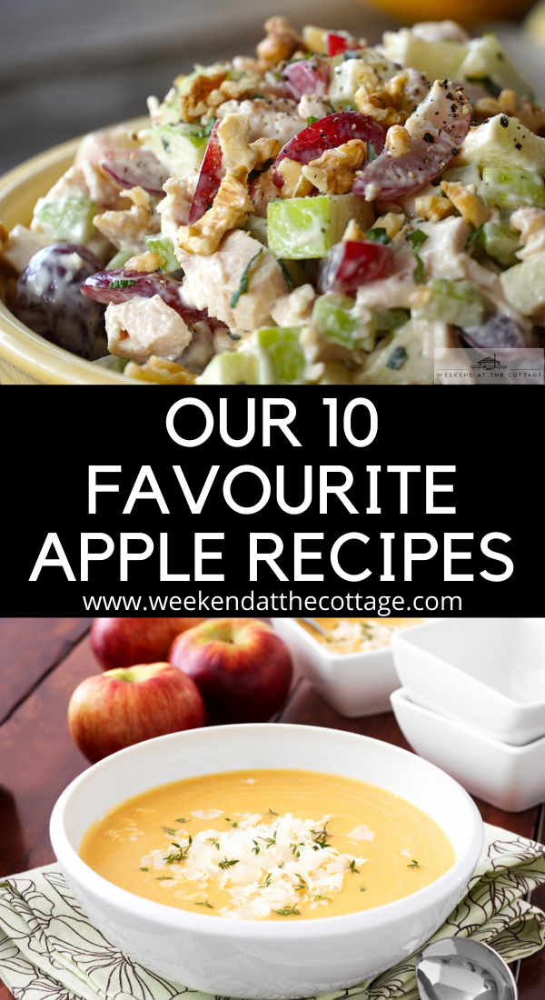Our 10 Favourite Apple Recipes