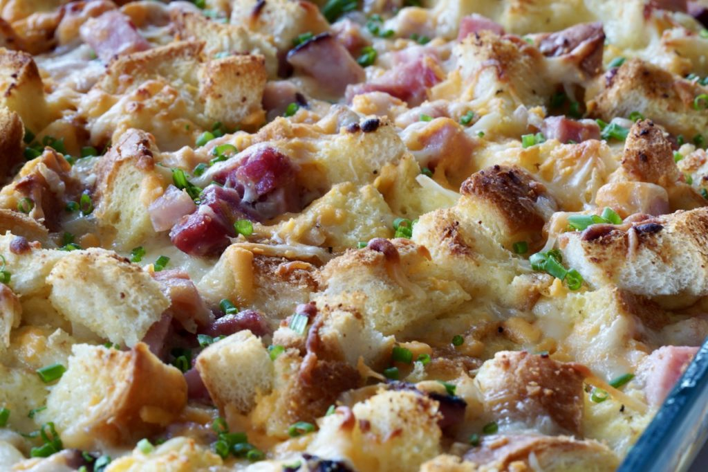 Make-ahead Breakfast Bake