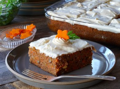 Our Best Carrot Cake