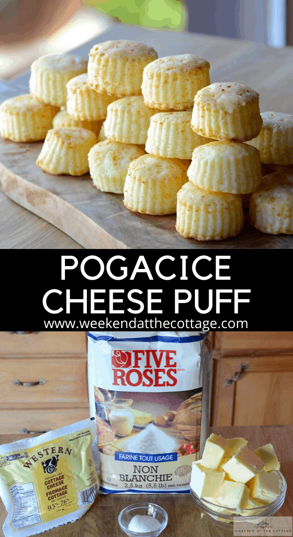 Flaky Cheese Puffs – Pogačice