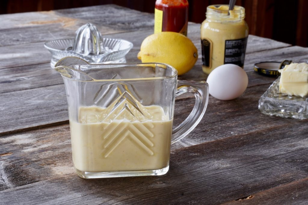 Hollandaise Sauce Hack