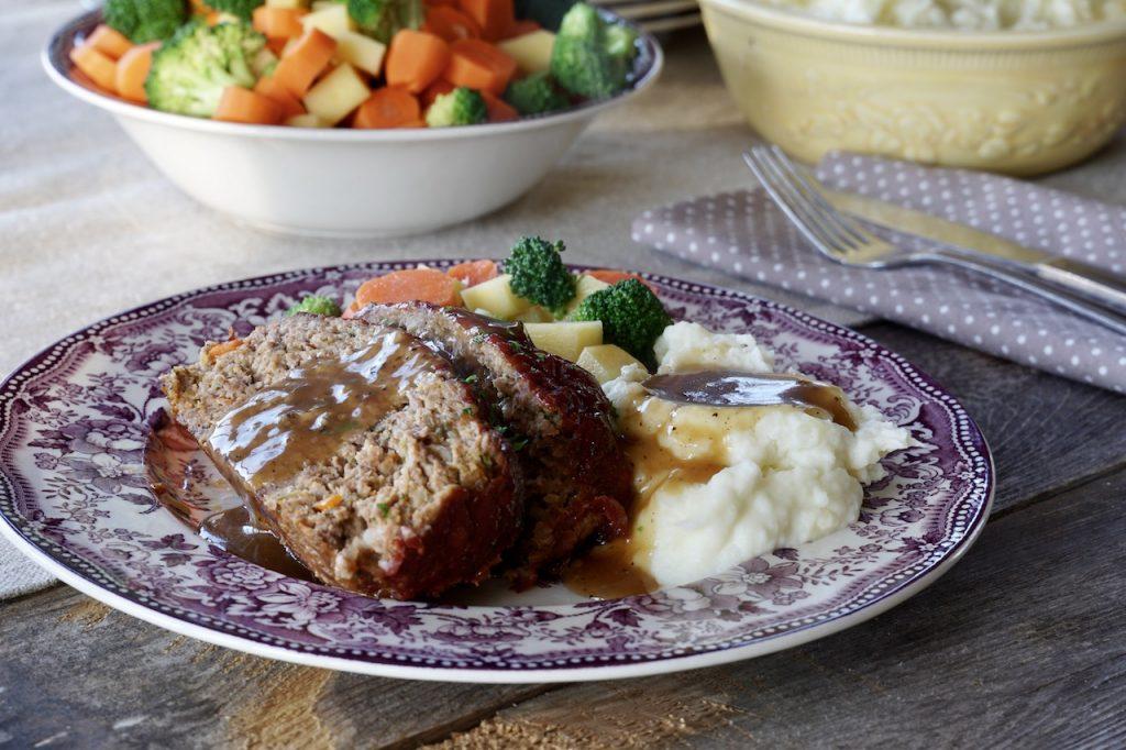 Homemade Meatloaf Recipe