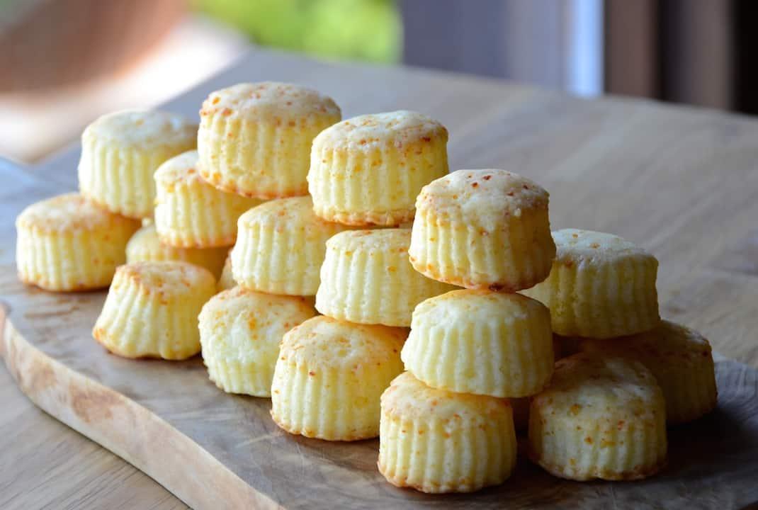 Pogačice – Serbian Cheese Puffs