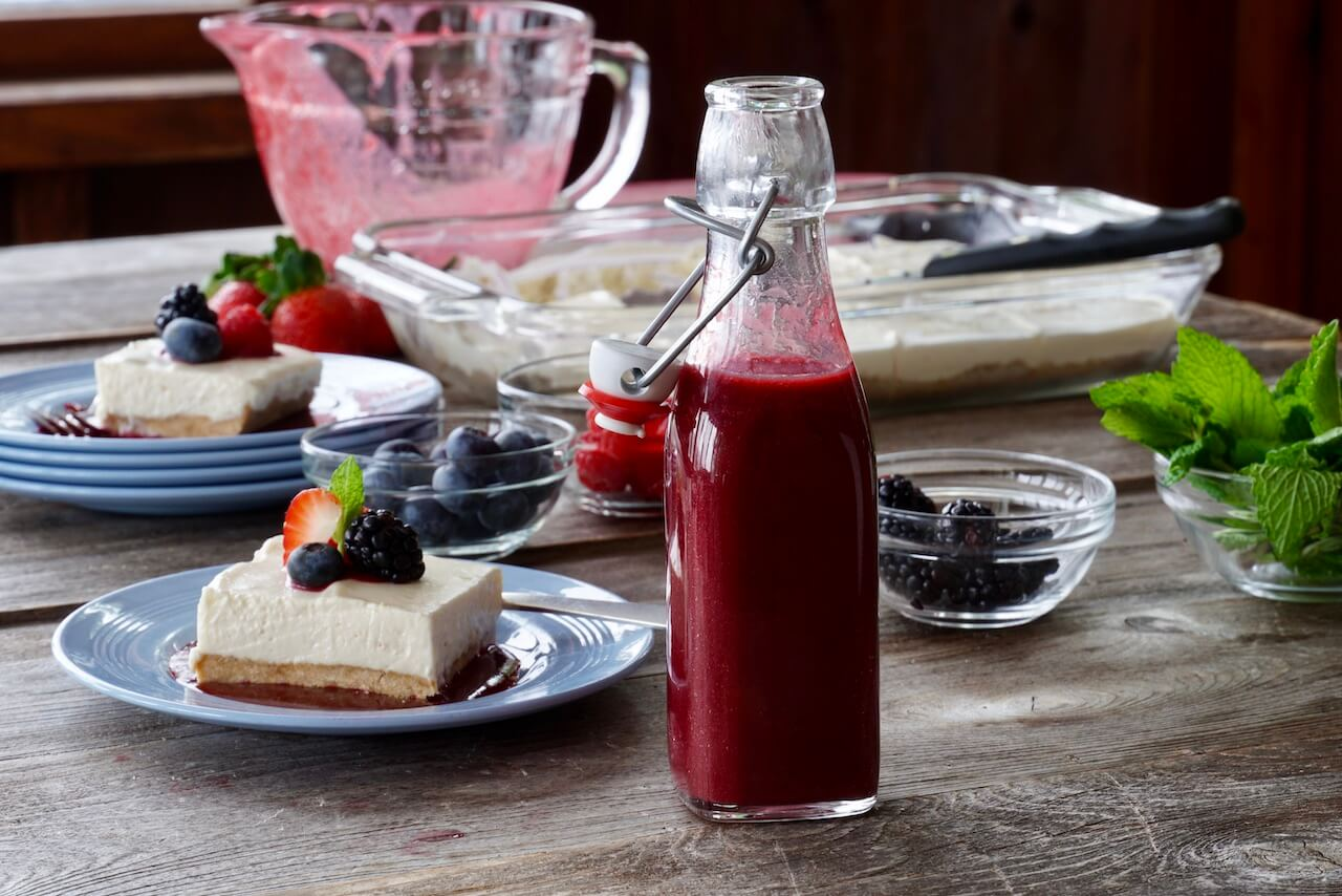 Mixed Berry Coulis
