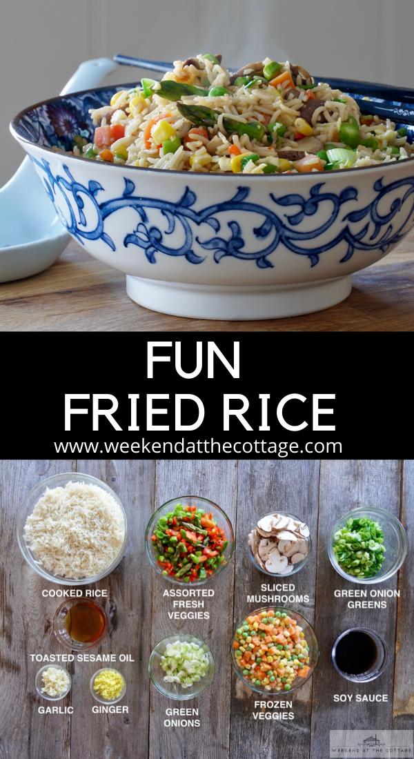 Fun Fried Rice