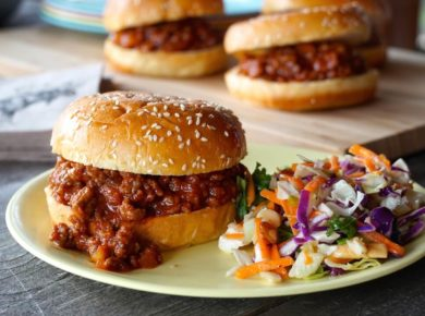 Old-School Sloppy Joes