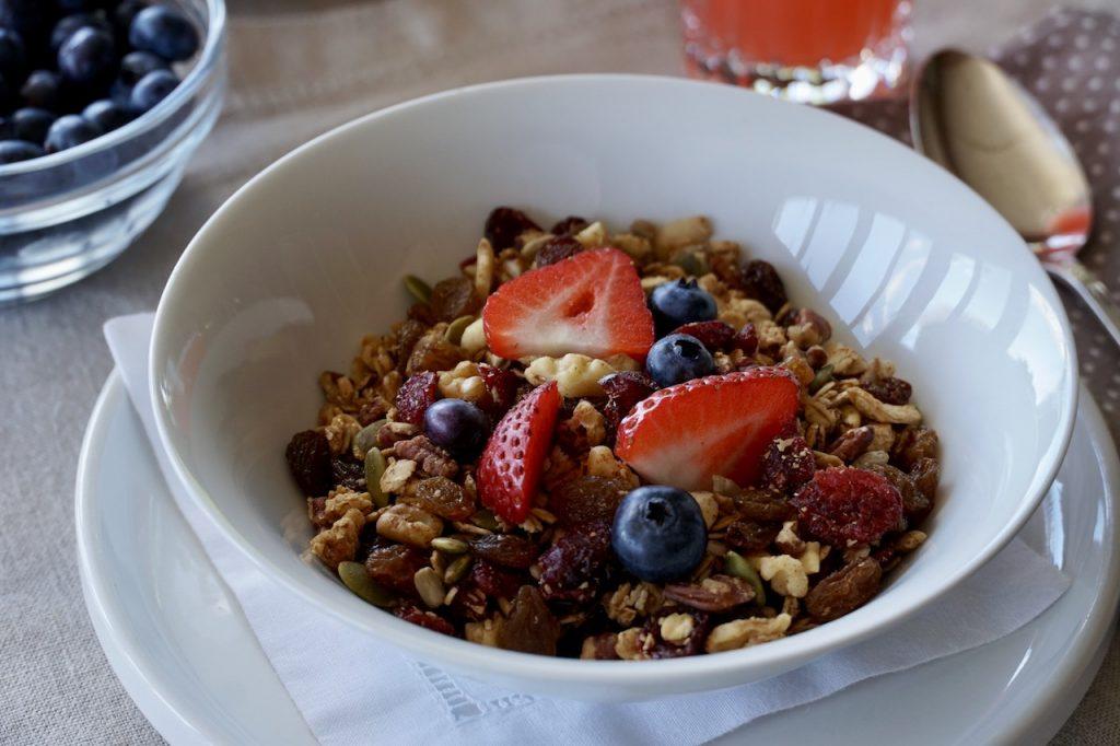 Gluten-free granola