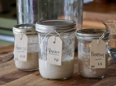 Easy Sourdough Starter