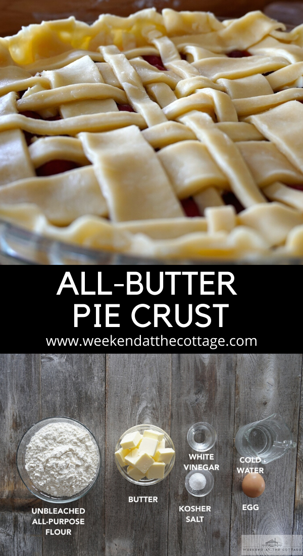 All-Butter Pie Crust