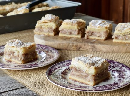 Lazy Apple Cake