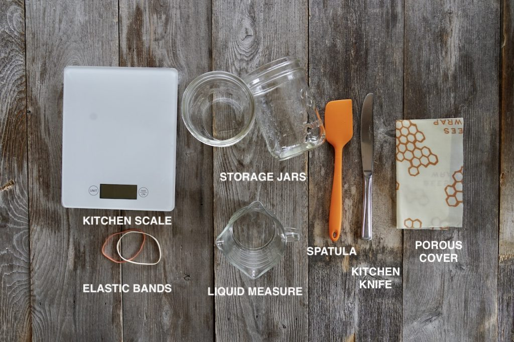 Tools you'll need to make a starter