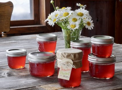 Strawberry Rhubarb Jelly