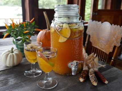 Fall Punch Recipe