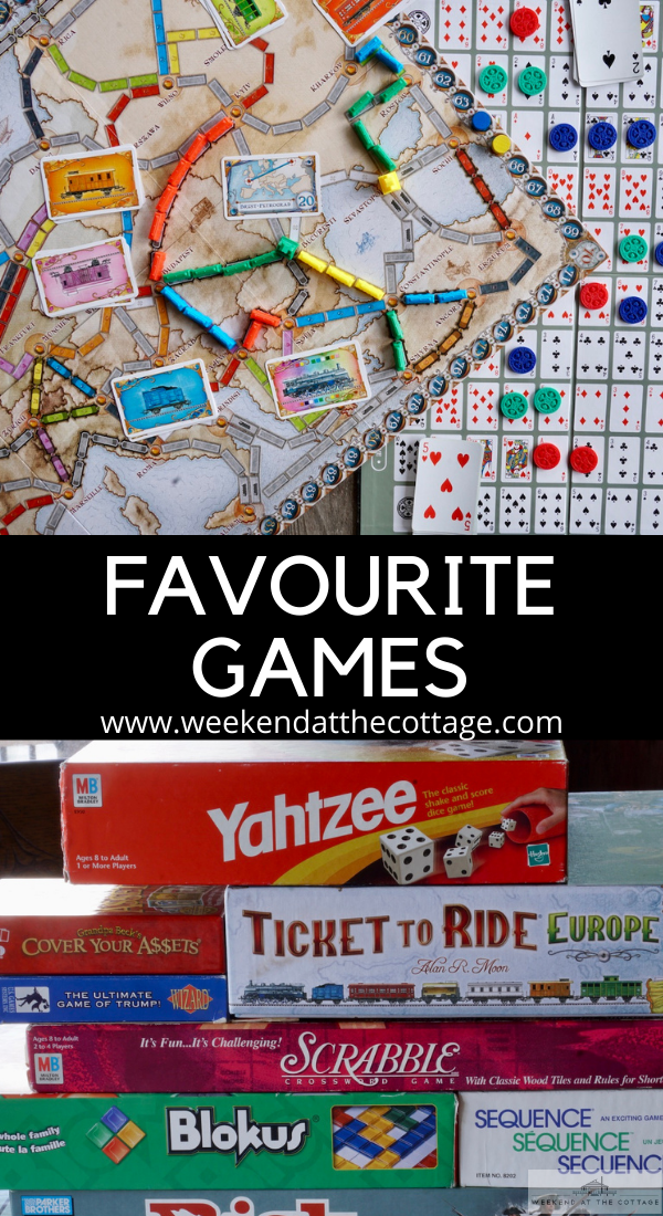 Favourite Games!
