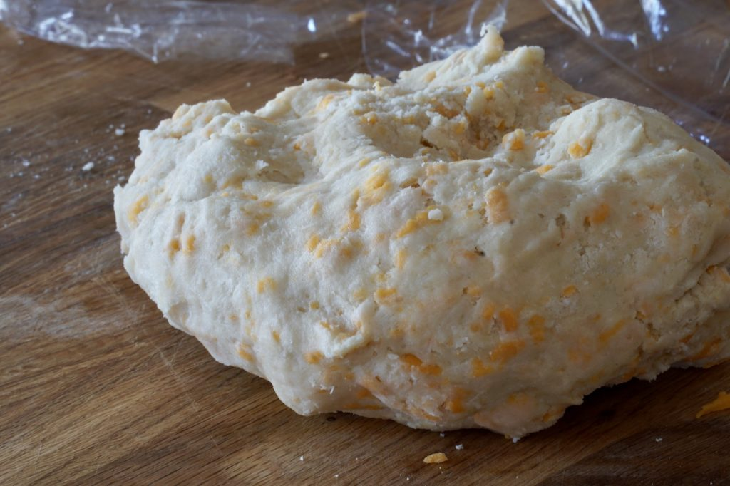 Cheddar Cheese Pie Crust