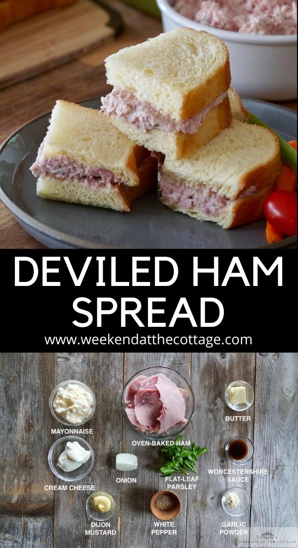 Deviled Ham Spread