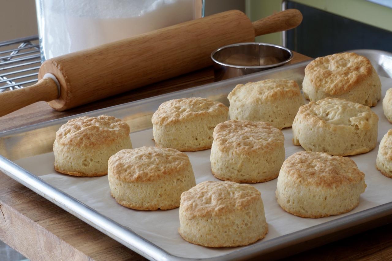 Flaky Tea Biscuits Recipe