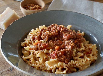 The Best Meaty Meat Sauce