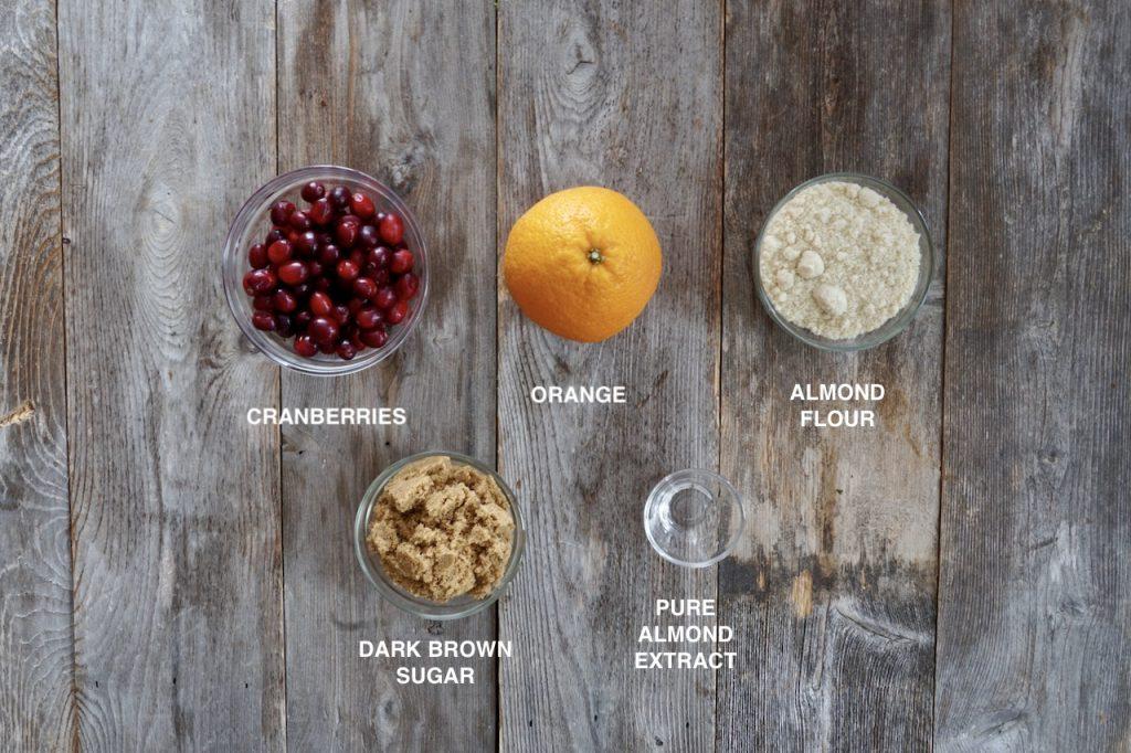 Ingredients for filling