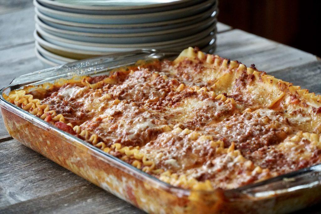 Best Meat Lasagna