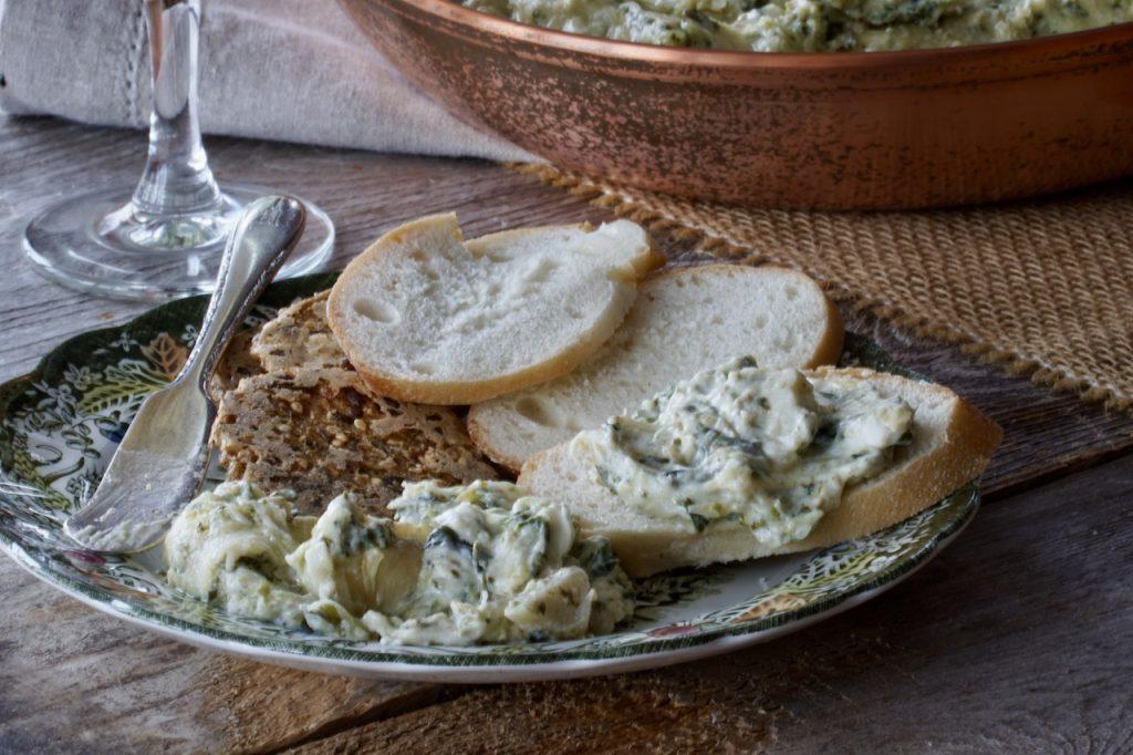 Spinach Artichoke Cheese Dip