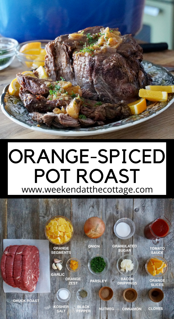 Orange-Spiced Pot Roast