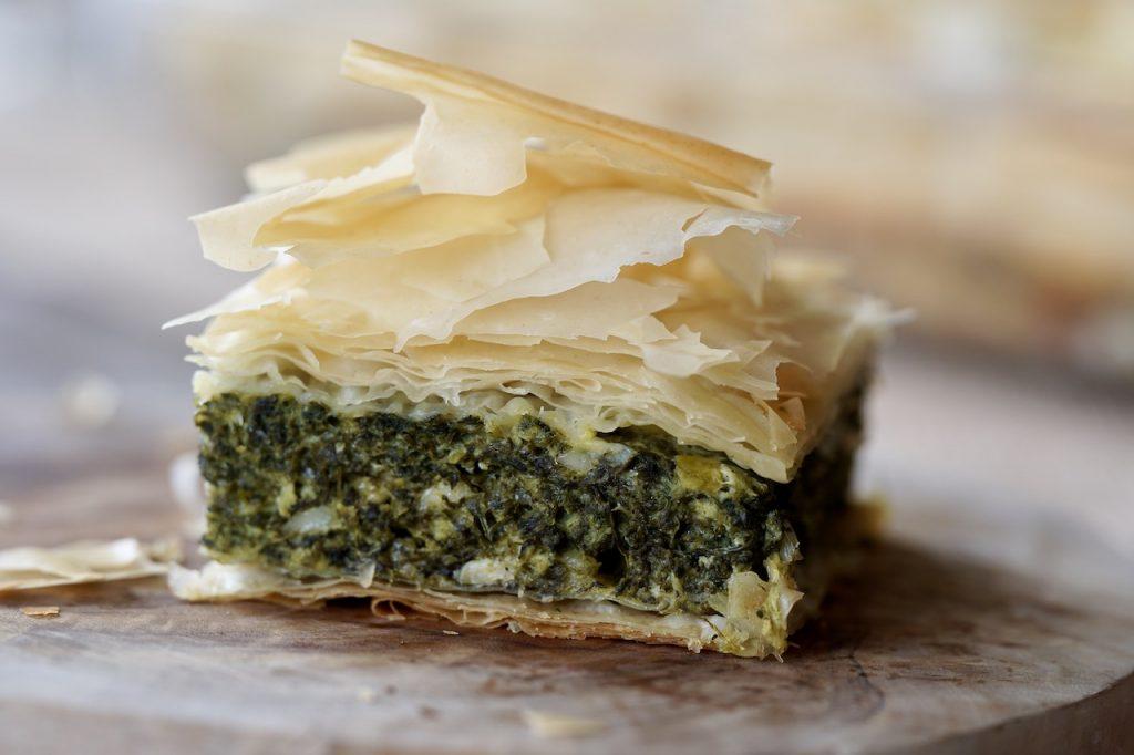 Spinach and Feta Pie Recipe