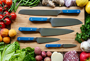 MISEN Knives. Enter <strong>COTTAGE</strong> for <strong>20% discount</strong>.