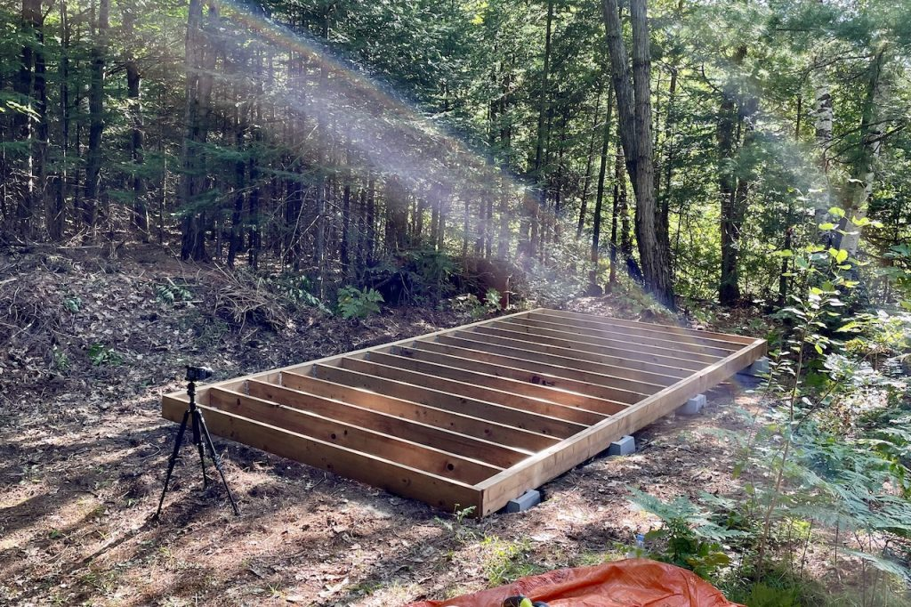 Let's Build a Storage Shed Part One